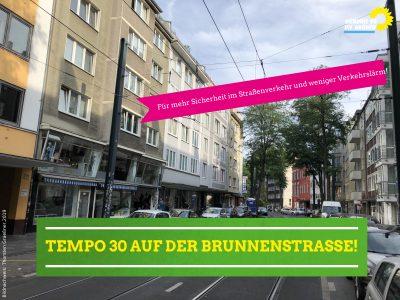 Brunnenstraße, Düsseldorf
